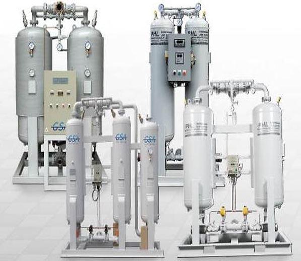 Máy sấy khí hấp thụ GSA