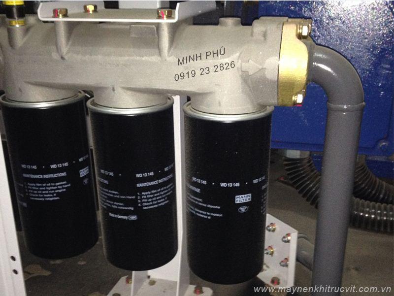 Lọc dầu máy nén khí Micos 225