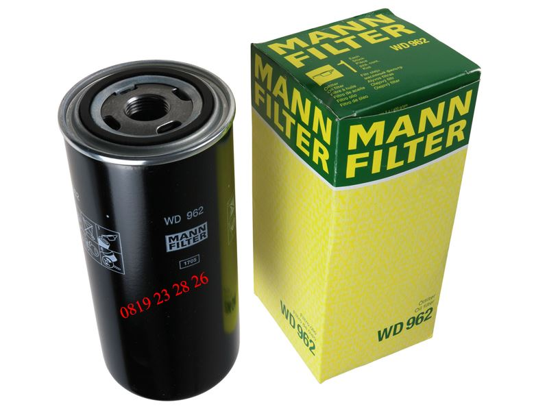 Lọc dầu Mann Filter  WD 962