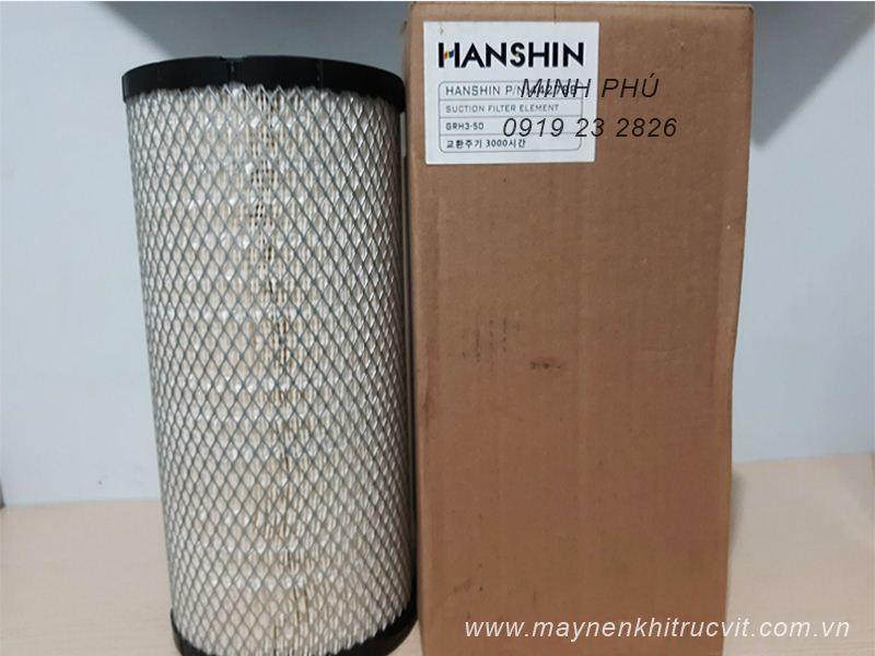 Lọc gió máy nén khí Hanshin GRH2-250A