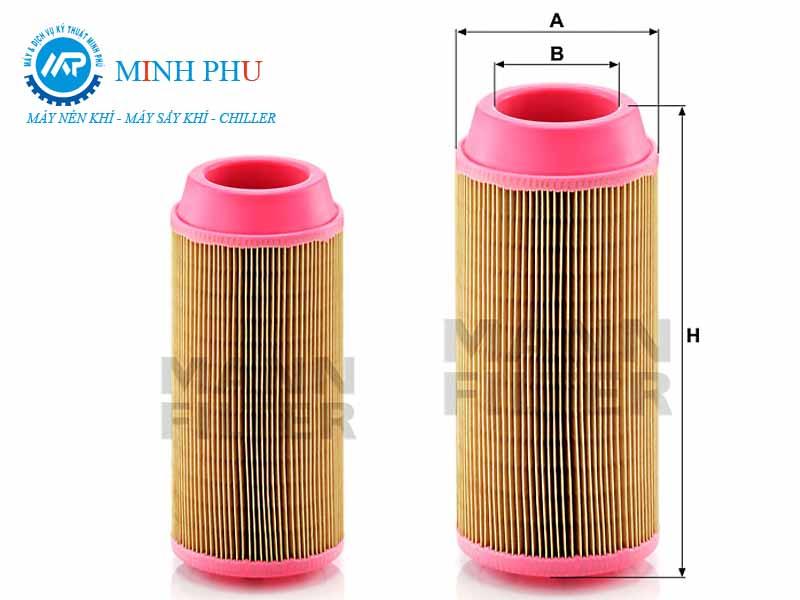 Lọc gió Mann Filter C11100