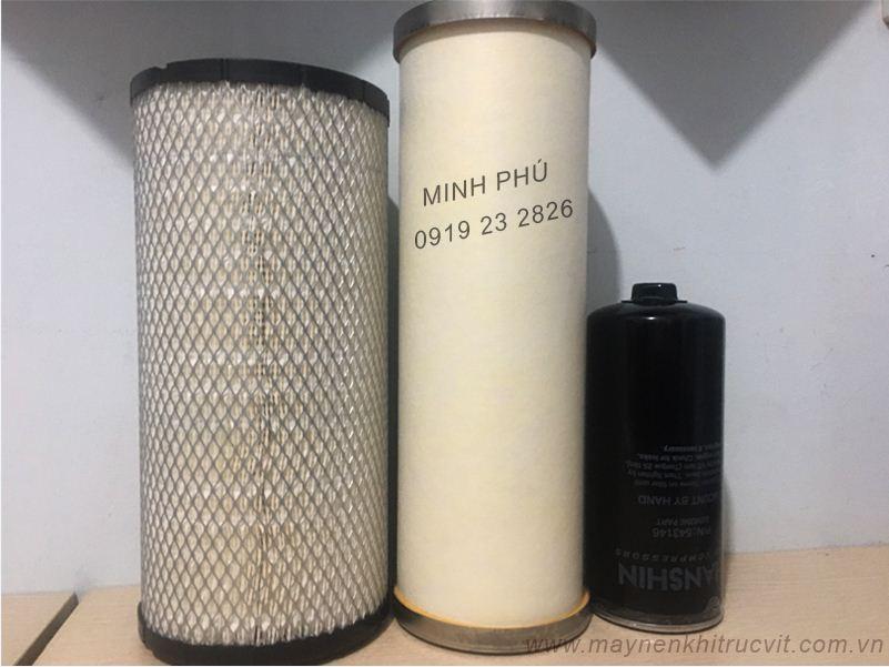 Tách dầu máy nén khí Hanshin GRH2-100A