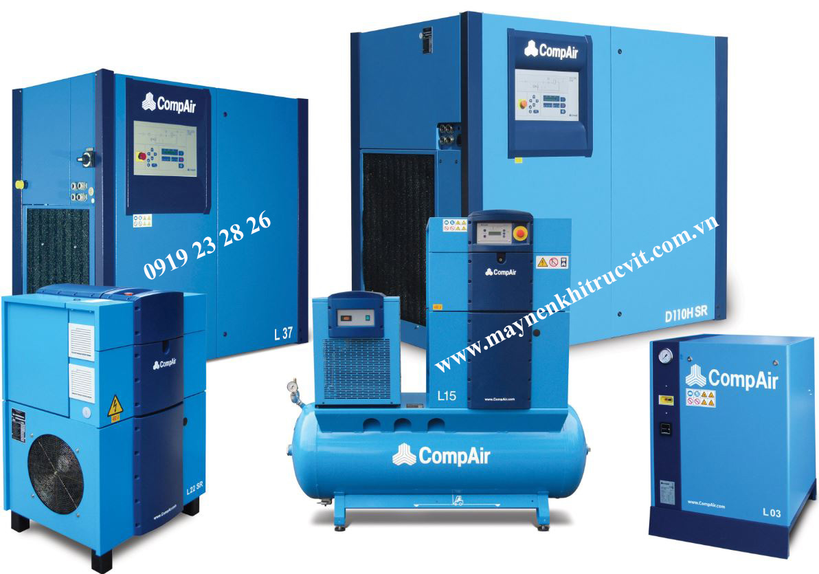 compair air compressor, catalogue compair air compressor, catalogue máy nén khí Compair,